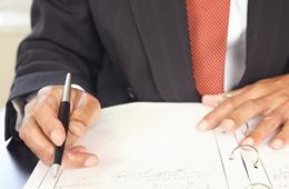 5. 契約書の作成・チェックのイメージ